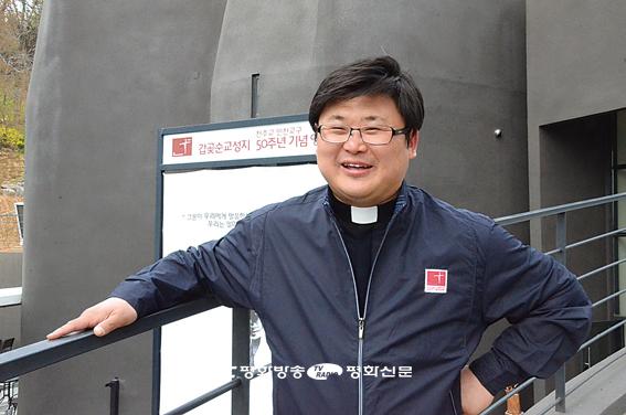 인천교구 갑곶순교성지 50주년 기념 영성센터 담당 지성용 신부   가톨릭평화신문